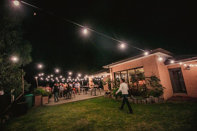 Event lighting Geelong