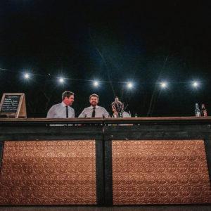 Bar table hire Geelong