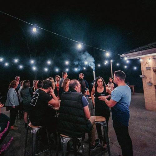 Festoon lighting hire Geelong