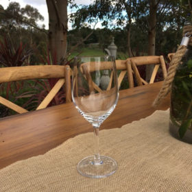Event wine glassware hire Geelong