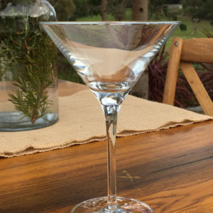 Martini glassware hire Geelong