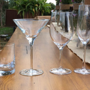 Event glassware hire Geelong
