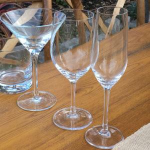 Geelong glassware hire