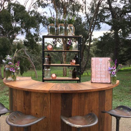 Geelong outdoor bar hire