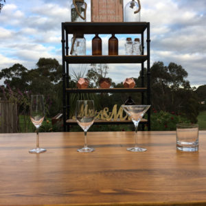 Geelong event glassware hire
