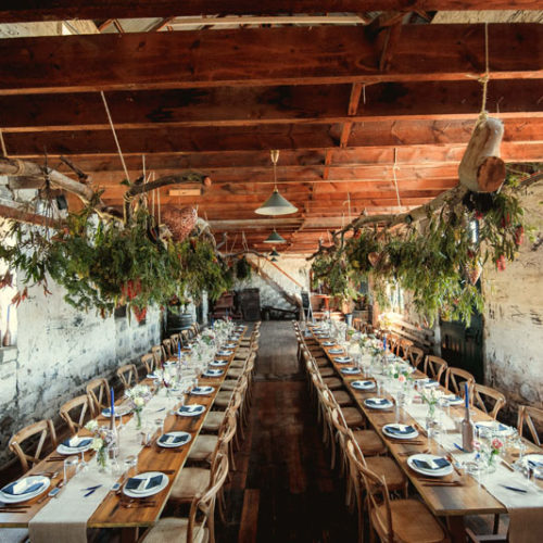 Geelong trestle table hire