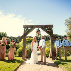 Geelong wedding arch hire