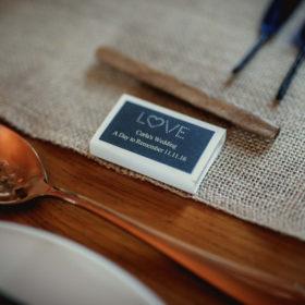 Rose gold cutlery - event & wedding hire Geelong