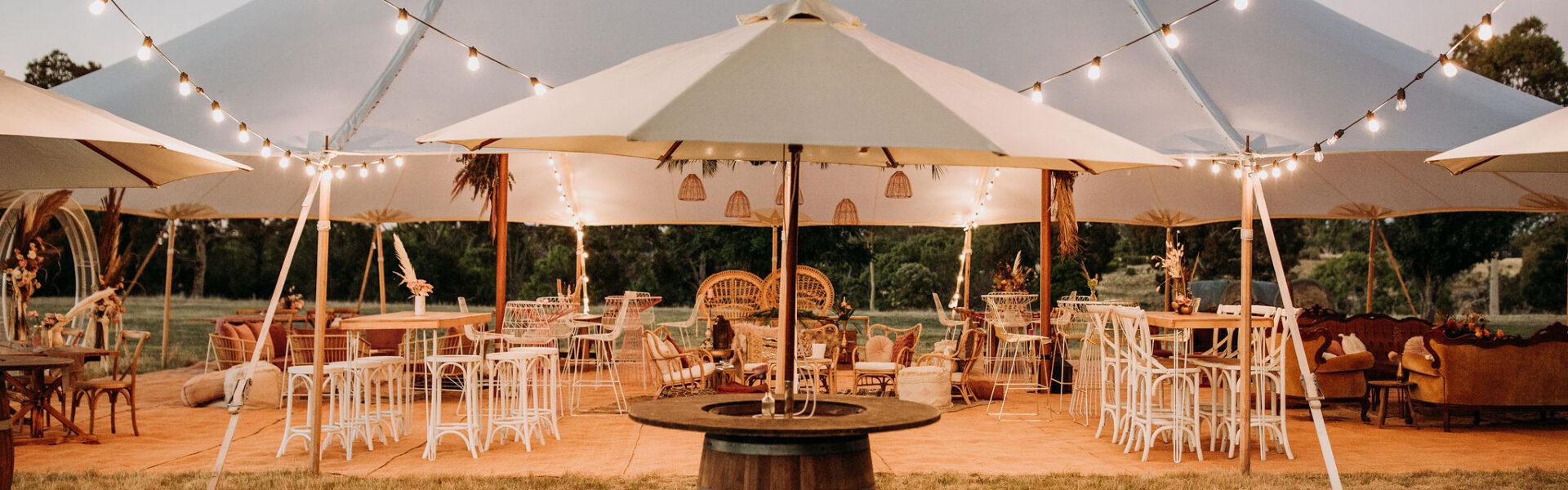 Event furniture & wedding décor hire, Geelong